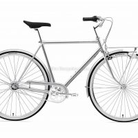 Creme Caferacer Man Uno Steel Urban Bike 2020