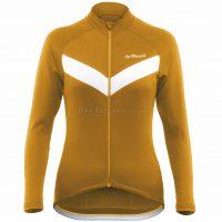 De Marchi Ladies Classica Sportwool Long Sleeve Jersey