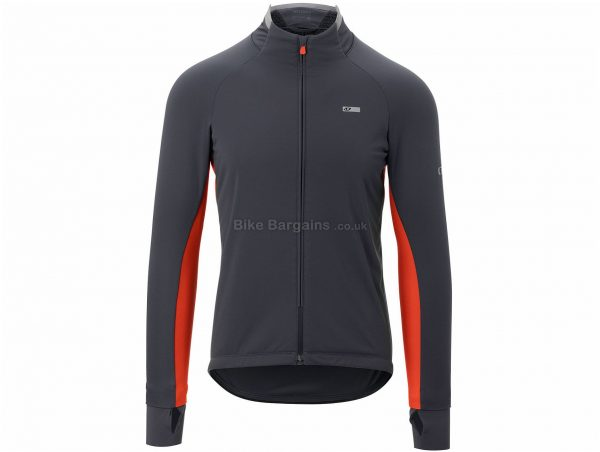 Giro Chrono Pro Alpha Jacket S, Black, Men's, Long Sleeve, Polyamide