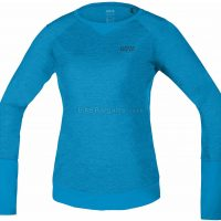 Gore Ladies C5 Trail Long Sleeve Jersey