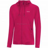 Gore Ladies C5 Windstopper Trail Hooded Jacket