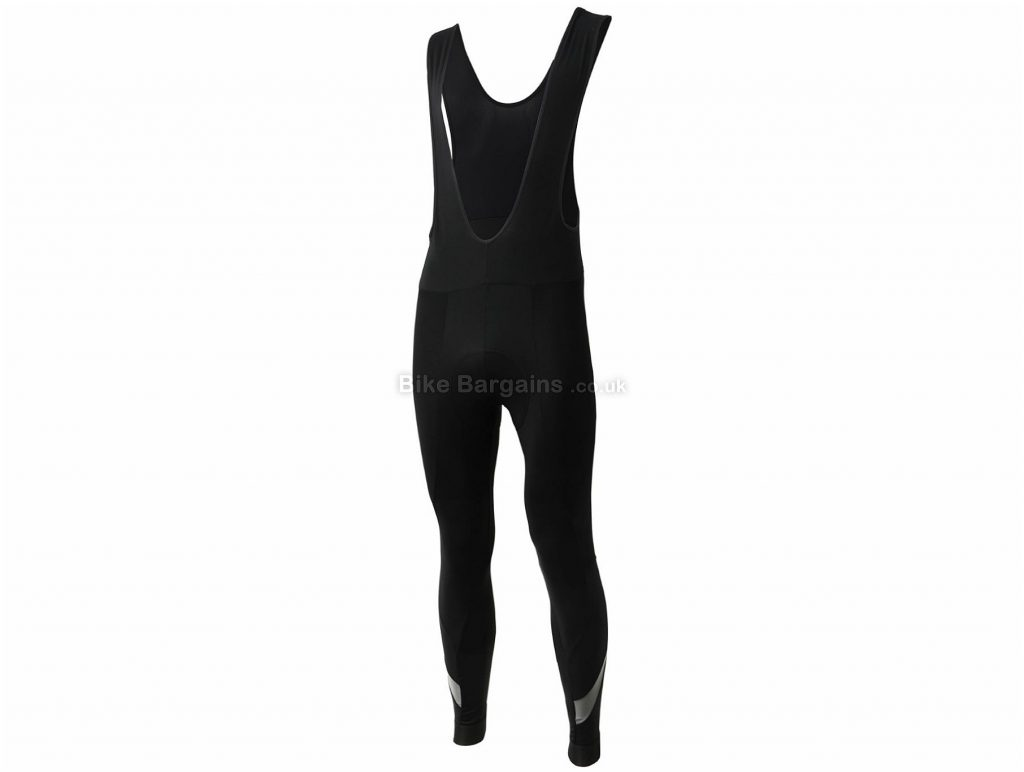 Le Col Hors Categorie Bib Tights XXXL, Black, Thermal Lining, Men's, Polyester