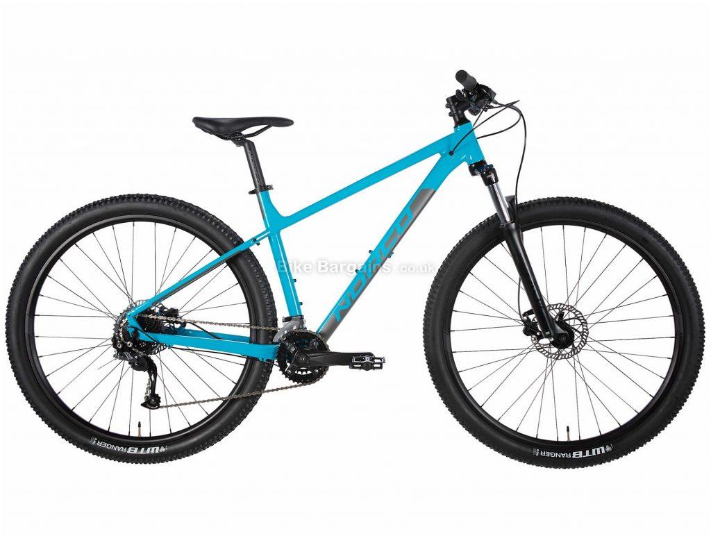 Norco Storm 2 Ladies Alloy Mountain Bike 2020 XXS, Blue, Black, Alloy Frame, Disc, 18 Speed, Double Chainring, Hardtail