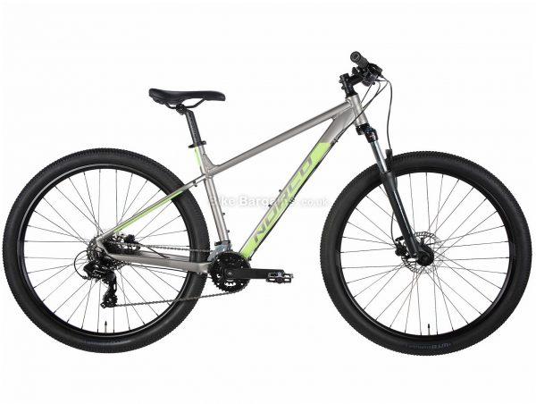 Norco Storm 3 Ladies Alloy Mountain Bike 2020 XXS, Silver, Black, Alloy Frame, Disc, 16 Speed, Double Chainring, Hardtail, 14.9kg