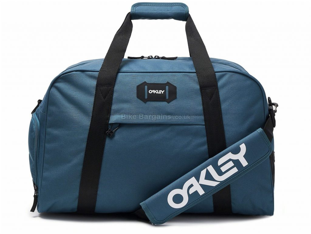 Oakley Street Duffle 49 Litres, Black, Polyester, Holdall