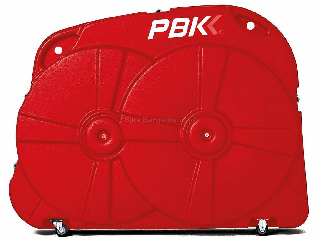 PBK Bike Travel Case 13.4kg, Black, Blue, Red, Anti Crush, Bike Bag, 13.4kg, Nylon