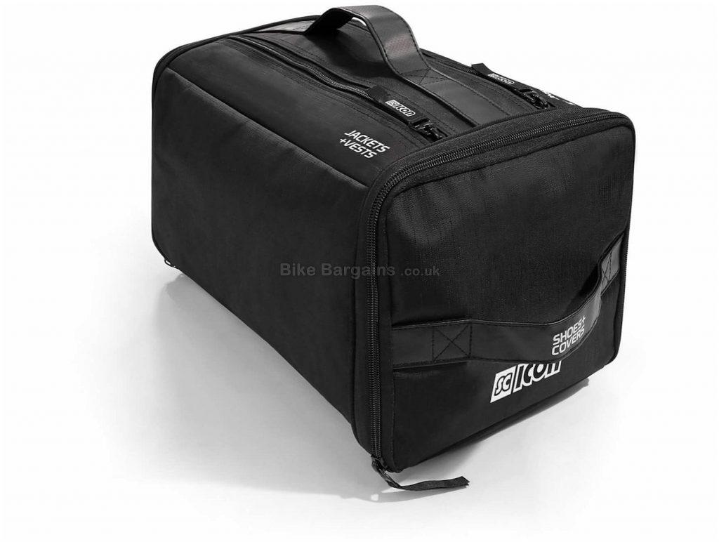 Scicon Race 2.0 Rain Kit Bag Black, One Size, Holdall, Holdall, Nylon