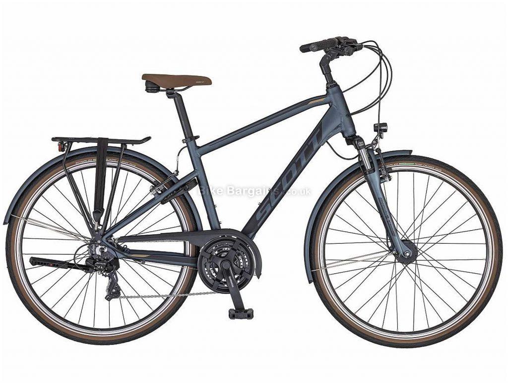 Scott Sub Comfort 20 Alloy City Bike 2020 S, Grey, Alloy Frame, 21 Speed, Caliper Brakes, 700c Wheels, Hardtail