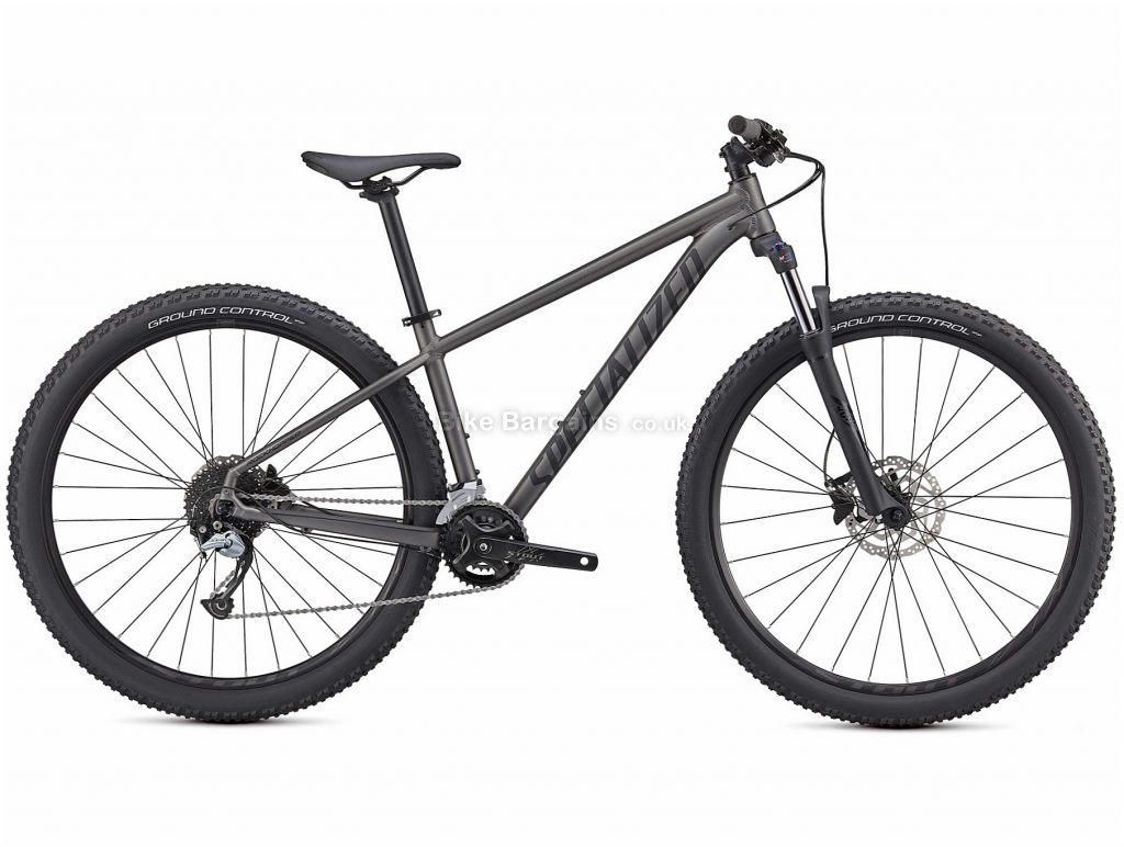 "Specialized Rockhopper Comp Alloy Hardtail Mountain Bike 2021 XS,S,M,L,XL,XXL, Turquoise, Black, Alloy Frame, 18 Speed, Disc Brakes, 27.5"" or 29"" Wheels, Hardtail"