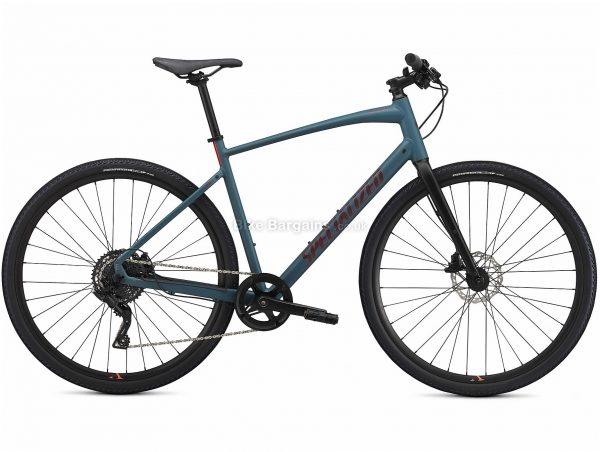 Specialized Sirrus X 2.0 Alloy City Bike 2021 M, Black, Alloy Frame, 8 Speed, Disc Brakes, 700c Wheels, Hardtail