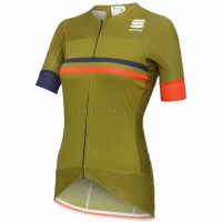 Sportful Exclusive Ladies Retro Classic Short Sleeve Jersey