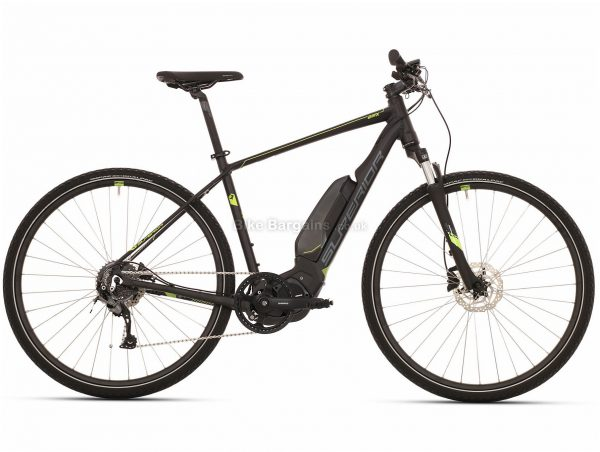 Superior eRX 650 Urban Alloy Electric Bike 2020 XL, Black, Grey, Alloy Frame, 700c, 8 Speed, Single Chainring, Disc Brake