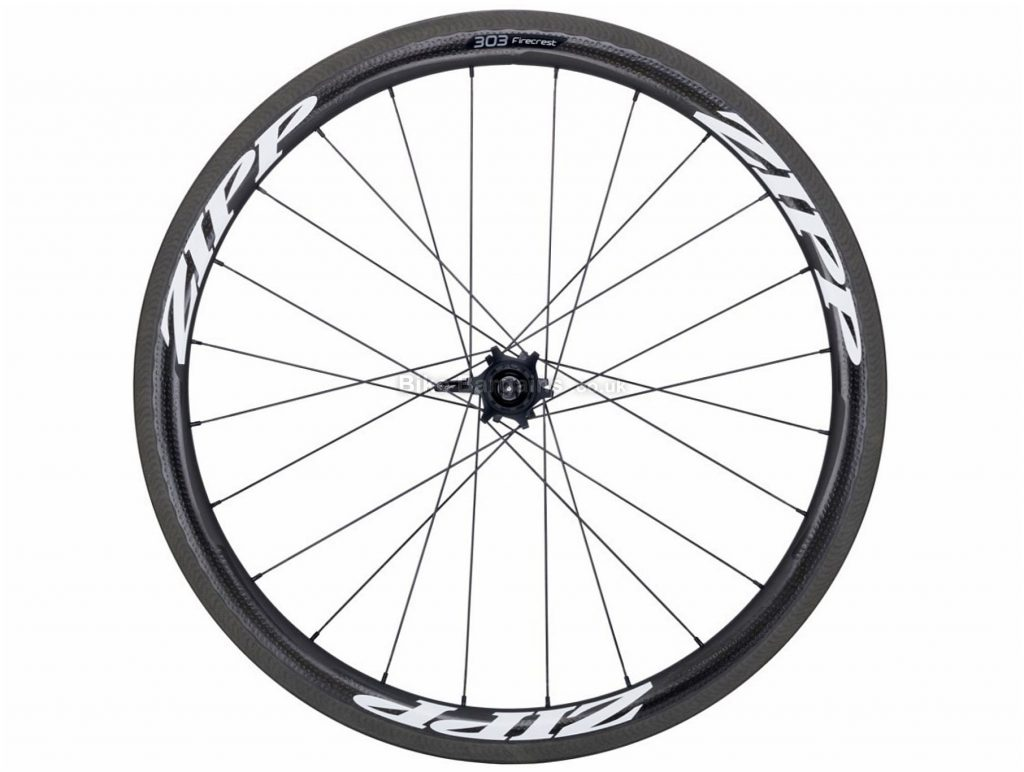 Zipp 303 Carbon Tubular Rear Wheel Black, Shimano, SRAM, 700c, 125psi Max, Disc Brake, Rear, 746g, Carbon