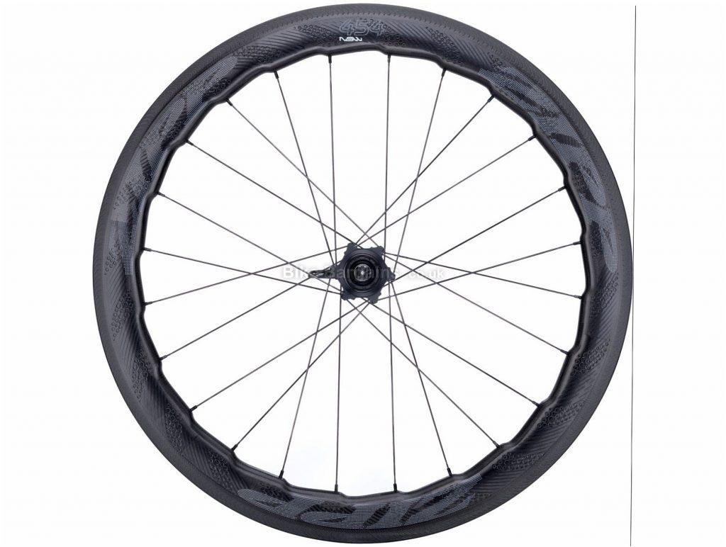 Zipp 454 NSW Carbon Tubular Rear Wheel Black, Campag, 700c, 125psi Max, Caliper Brakes, Rear, 795g, Carbon