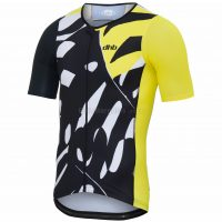dhb Blok Palm Tri Short Sleeve Jersey