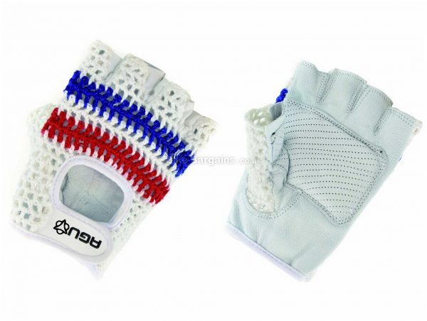 Agu Essential Mitts S, White, Red, Blue