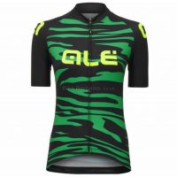 Ale Ladies Back to Nature Zebra Short Sleeve Jersey