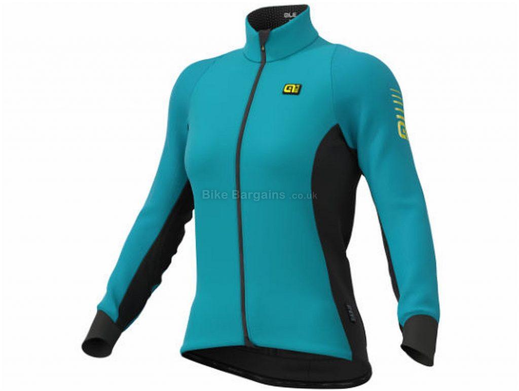 Ale Ladies Wind Race Jacket S,M, Black, Windproof, Water Resistant, Breathable, Long Sleeve, Ladies, Polyester, Elastane, Polyamide