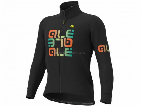 Ale Mirror Jacket S, Green, Windproof Protection, Long Sleeve, Men's, 390g, Polyester, Elastane