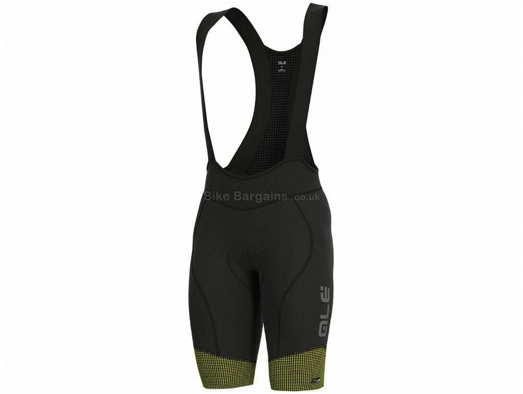 Ale PRS Master Bib Shorts XS, Blue, Purple, Compression, Men's, Tight fit, Polyester, Elastane, Polyamide, Elastane