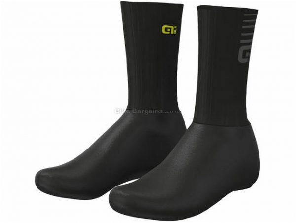 Ale Whizzy Winter Overshoes XS, Black, Aerodynamic, Unisex, Polyamide, Elastane