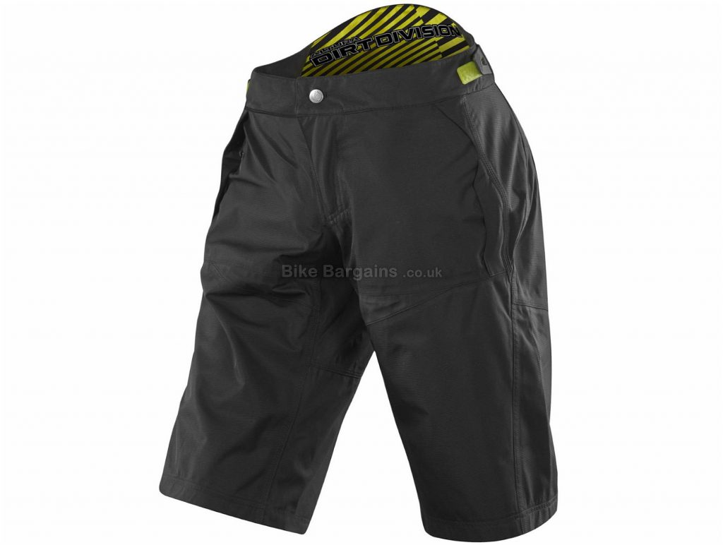 Altura Five 40 Waterproof Shorts XL,XXL, Black, Relaxed Fit, Waterproof, Men's, Baggy fit, Polyester