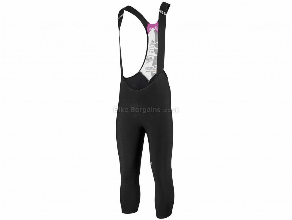 Assos TiburuKnickersmille_S7 blackSeries Bib Tights XS, Black,  Water Repellency, Tight, Men's, Polyamide, Elastane, Polyester