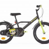 B'Twin 500 Dark Hero 16″ Kids Bike