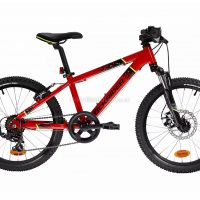 B'Twin Rockrider ST 900 Kids Alloy 20″ Mountain Bike