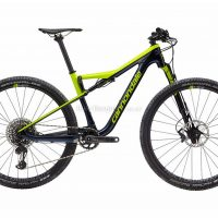 Cannondale Scalpel Si Carbon 2 Full Suspension Mountain Bike 2019