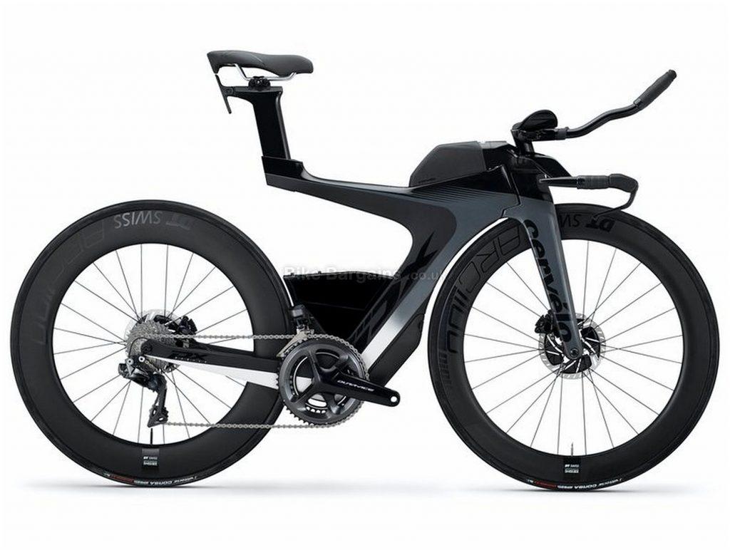 Cervelo PX-Series Dura Ace Di2 Carbon Road Bike 2020 L, Black, Carbon Frame, Disc Brakes, 22 Speed, Men's, Dura-Ace Groupset, 700c Wheels, Double Chainring