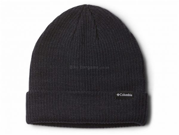 Columbia Lost Lager Beanie One Size, Green, Rib Knit Design, Men's, Ladies, Acrylic
