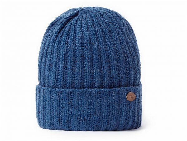 Craghoppers Riber Beanie Hat M,L, Blue, Thermal, Acrylic