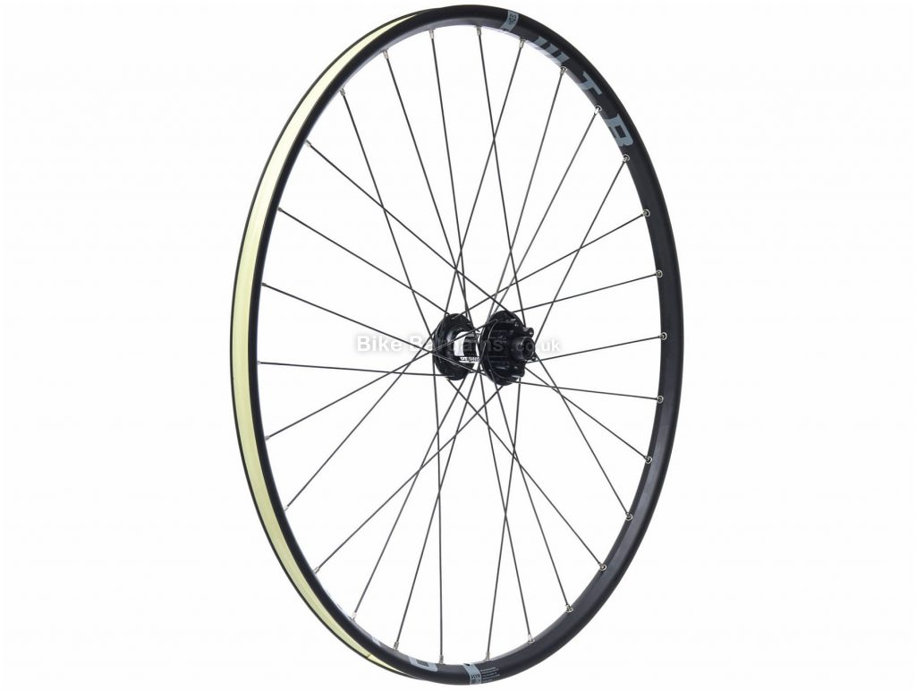 "DT Swiss DT350 WTB Asym i19 XTXC Front MTB Wheel 27.5"", Black, Front, Alloy, 27.5"", Front, Disc"