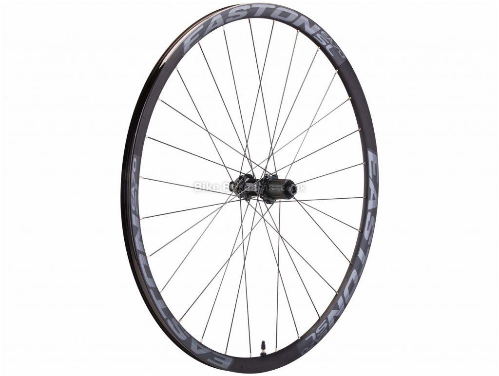 Easton EA70 SL Clincher Disc Rear Wheel 700c, SRAM, Black, Rear, Alloy, Tubeless Ready, Road, Cyclocross
