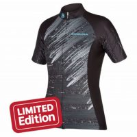 Endura Ladies Geologic Ltd Edition Short Sleeve Jersey