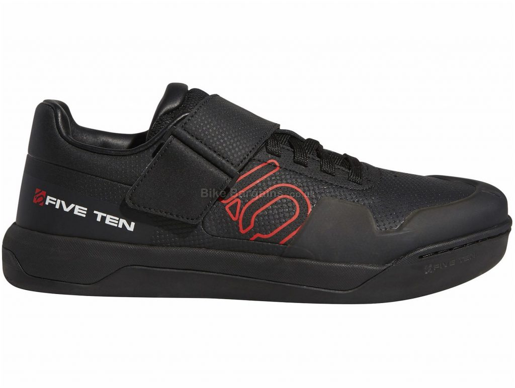 Five Ten Hellcat Pro MTB Shoes 38, Blue, Laces & Velcro fastening