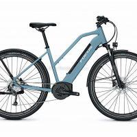 Focus Planet2 5.9 Step Thru Ladies Alloy Electric Bike 2020