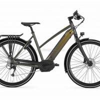 Gazelle Cityzen T10 HMB Ladies Alloy Electric Bike 2018