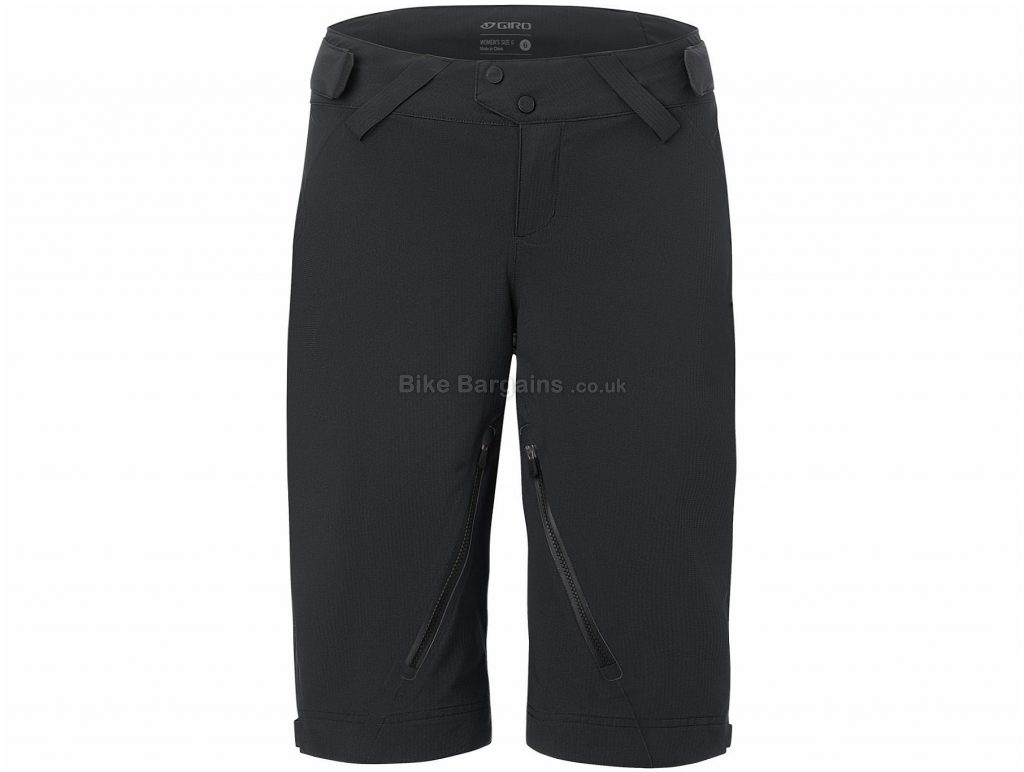 Giro Ladies Havoc H20 Baggy Shorts M, Black, Baggy