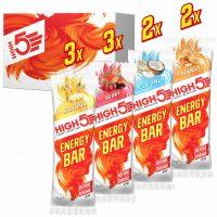 High5 Wiggle Mixed Energy Bar 10 Pack