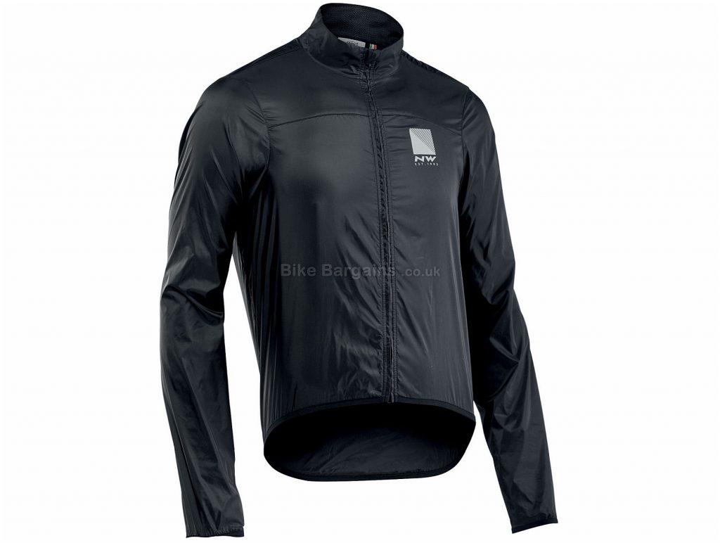 Northwave Breeze 2 Jacket M, Black, Long Sleeve