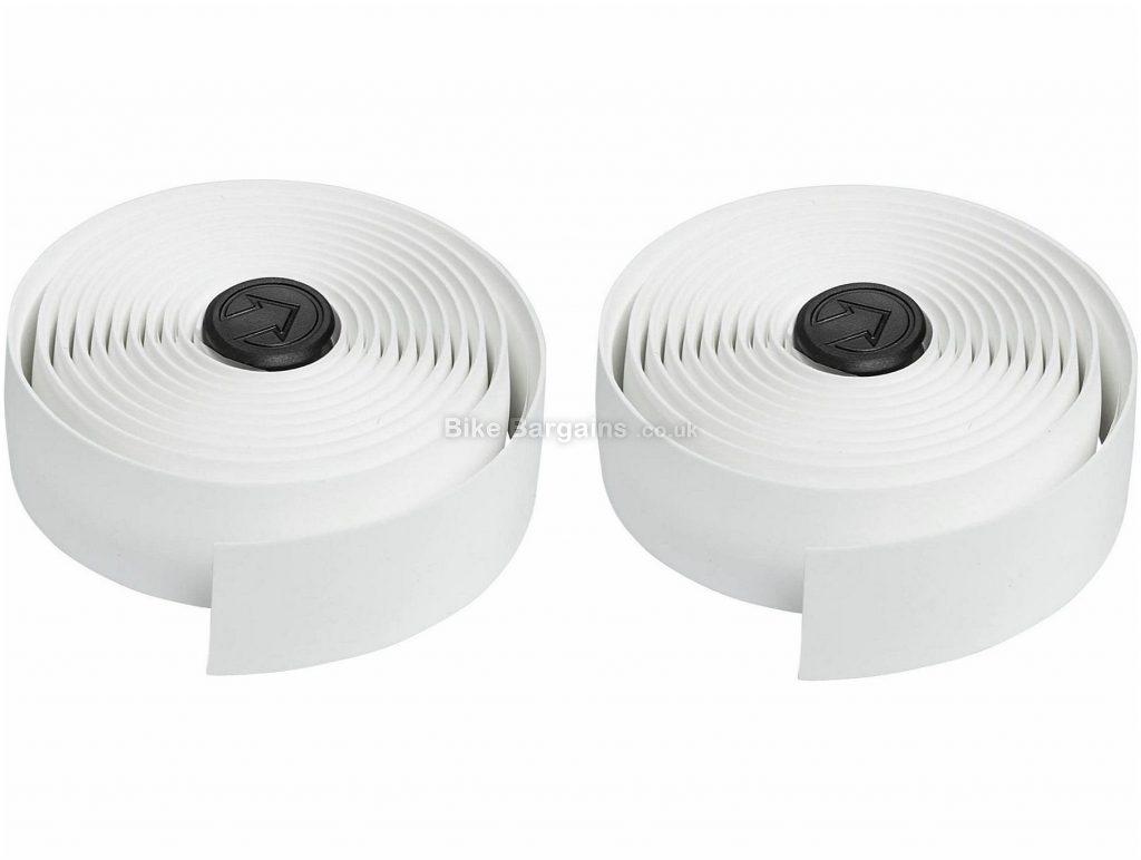 Pro Road Bar Tape White, One Size, EVA, Cork