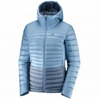 Salomon Haloes Down Hybrid Ladies Jacket