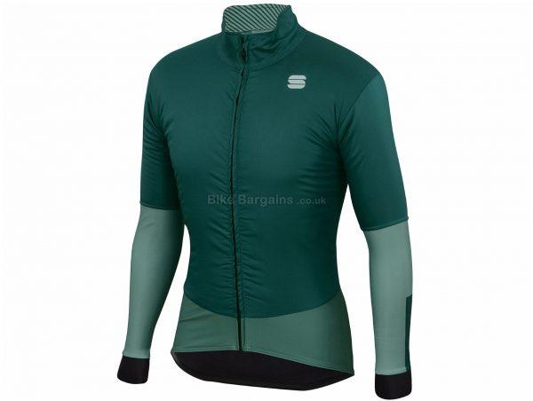 Sportful Bodyfit Pro Cycling Jacket M, Black, Gold, Breathable, Long Sleeve, Men's, 284g, Polyester, Elastane
