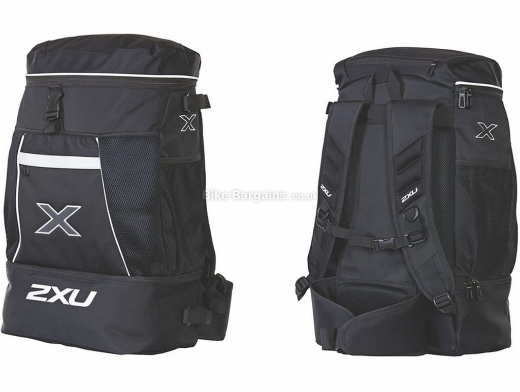 2XU Transition Backpack One Size, Black