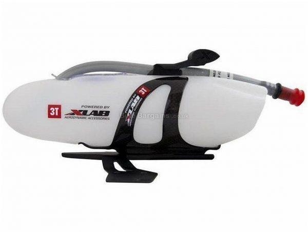 3T Ltd Xlab Torpedo Integrated Hydration System One Size, Black, White, Carbon