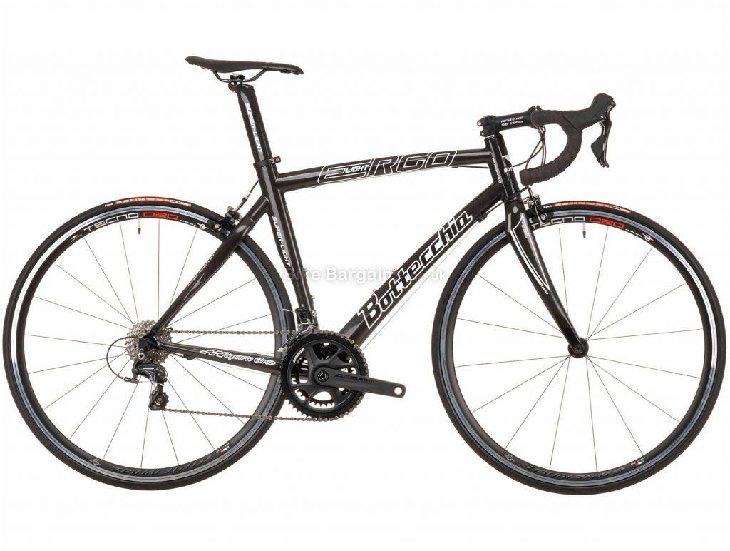 Bottecchia Ergolight Ultegra Mix Carbon Road Bike 2020 51cm, Black, White, 22 Speed, Carbon Frame, Caliper Brakes, 700c wheels