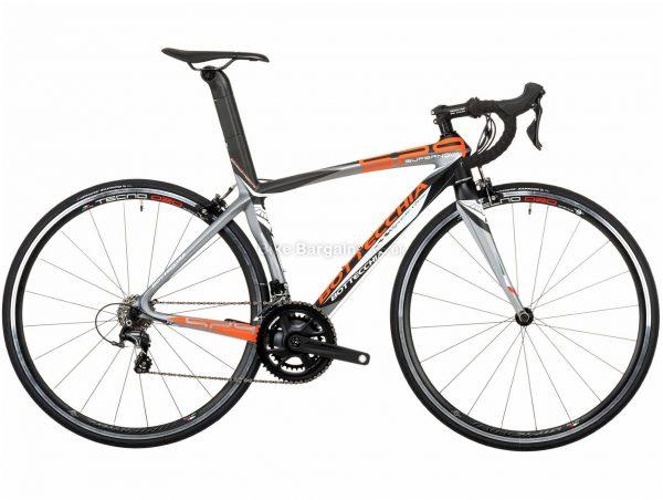 Bottecchia SP9 Ultegra Mix Carbon Road Bike 2020 44cm, Black, White, Grey, Red, 22 Speed, Carbon Frame, Caliper Brakes, 700c wheels