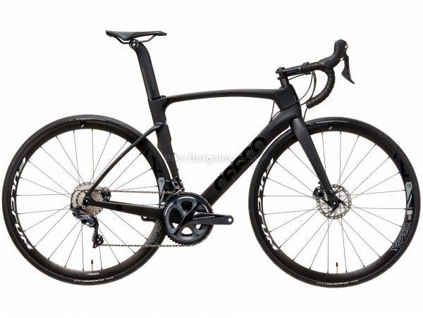 Ceepo Mamba-R Ultegra Carbon TT Road Bike 2020 M, Grey, Black, 22 Speed, Carbon Frame, Disc Brakes, 700c wheels